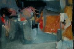 Bagatele, ulje, Bagatelle, oil, 60x80, 2012